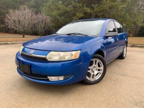 2004 Saturn Ion for sale at El Camino Auto Sales in Sugar Hill GA