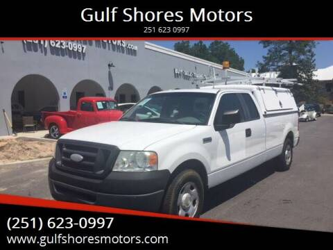 2007 Ford F-150 for sale at Gulf Shores Motors in Gulf Shores AL