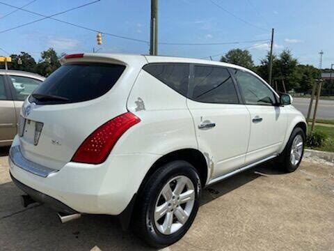 2007 Nissan Murano for sale at Auto Pros in Rock Hill SC