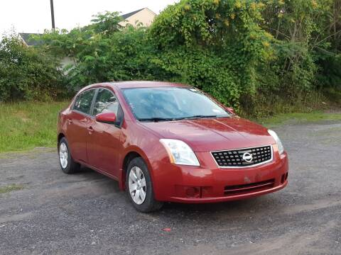 2008 Nissan Sentra for sale at MMM786 Inc. in Wilkes Barre PA