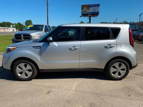 2015 Kia Soul for sale at Bobby Lafleur Auto Sales in Lake Charles LA