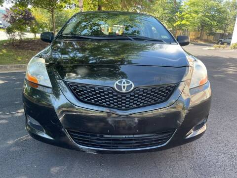 2009 Toyota Yaris for sale at Dreams Auto Group LLC in Sterling VA
