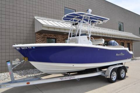 2015 Nauticstar 2102 Legacy for sale at Select Motor Group in Macomb MI