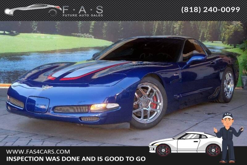 2004 Chevrolet Corvette for sale at Best Car Buy in Glendale CA
