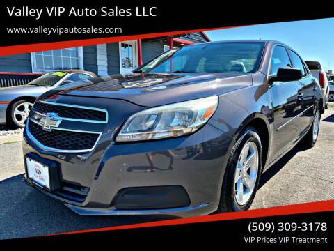 2013 Chevrolet Malibu for sale at Valley VIP Auto Sales LLC in Spokane Valley WA