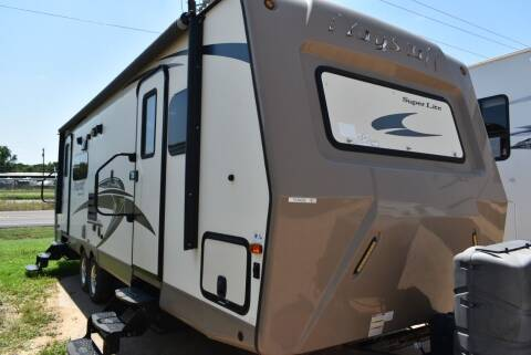 2016 Forest River Flagstaff 26RLWS for sale at Buy Here Pay Here RV in Burleson TX