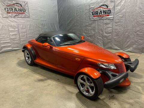 2001 Plymouth Prowler for sale at GRAND AUTO SALES in Grand Island NE