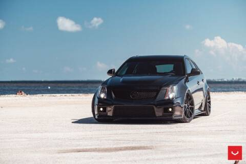2013 Cadillac CTS-V for sale at EURO STABLE in Miami FL