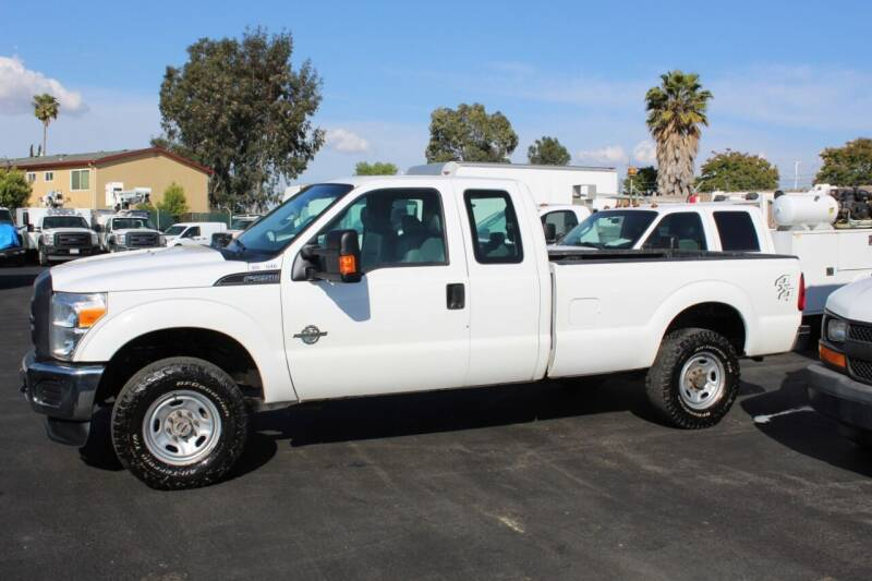 2013 Ford F-250 Super Duty for sale at CA Lease Returns in Livermore CA