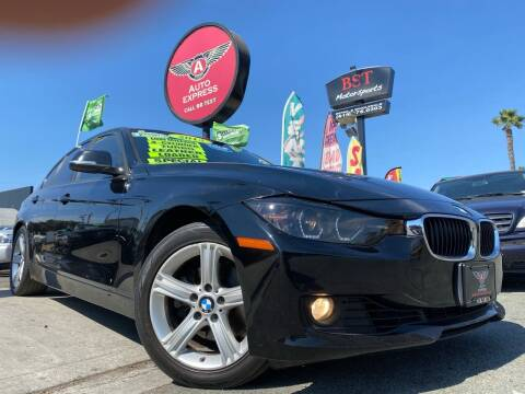 2013 BMW 3 Series for sale at Auto Express in Chula Vista CA