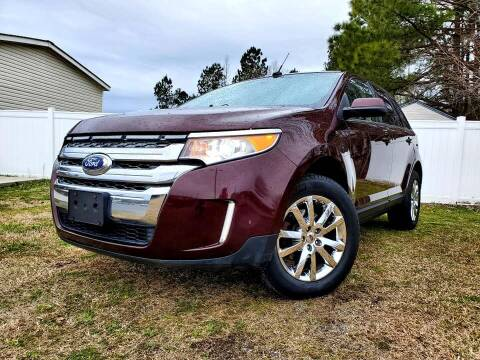 2012 Ford Edge for sale at Real Deals of Florence, LLC in Effingham SC