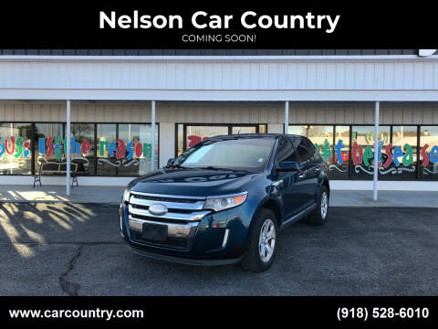 2011 Ford Edge for sale at Nelson Car Country in Bixby OK