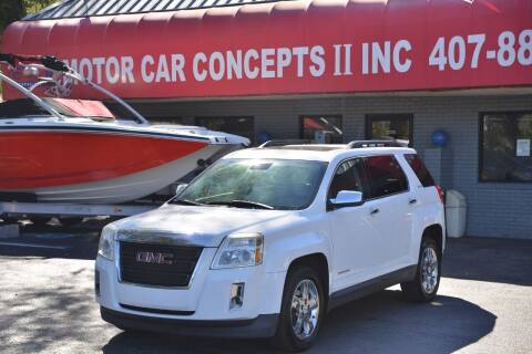 2013 GMC Terrain for sale at Motor Car Concepts II - Apopka Location in Apopka FL