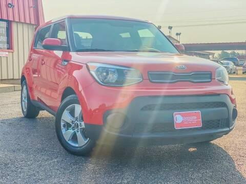 2019 Kia Soul for sale at MAGNA CUM LAUDE AUTO COMPANY in Lubbock TX