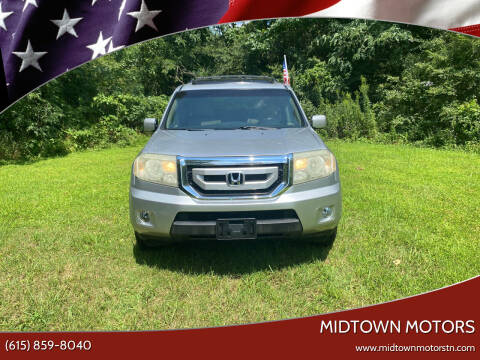 2011 Honda Pilot for sale at Midtown Motors in Greenbrier TN