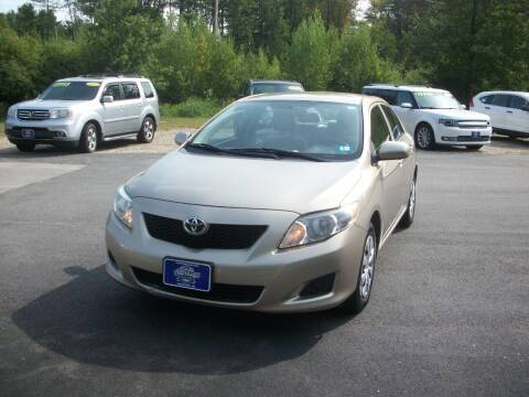 2009 Toyota Corolla for sale at Auto Images Auto Sales LLC in Rochester NH