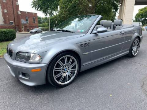 2006 BMW M3 for sale at On The Circuit Cars & Trucks in York PA