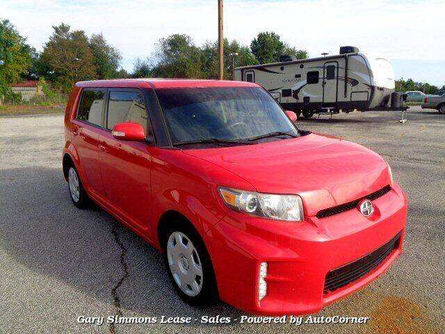 2014 Scion xB for sale at Gary Simmons Lease - Sales in Mckenzie TN