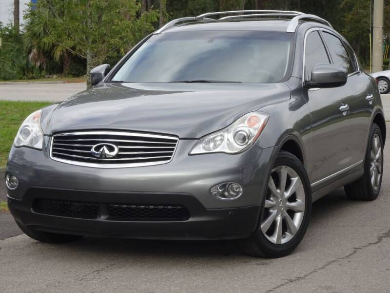2011 Infiniti EX35 for sale at Deal Maker of Gainesville in Gainesville FL