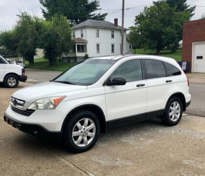 2008 Honda CR-V for sale at Stephen Motor Sales LLC in Caldwell OH