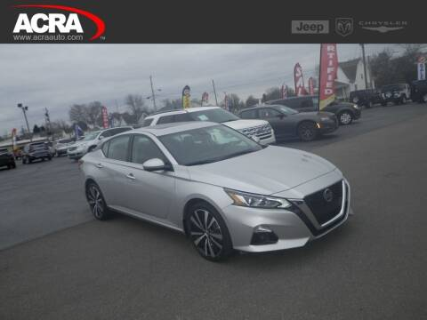 2020 Nissan Altima for sale at BuyRight Auto in Greensburg IN