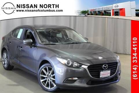 2018 Mazda MAZDA3 for sale at Auto Center of Columbus in Columbus OH