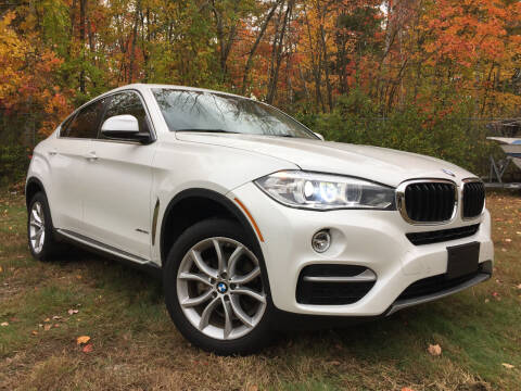 2016 BMW X6 for sale at Polar RV Sales in Salem NH