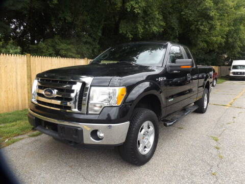 2012 Ford F-150 for sale at Wayland Automotive in Wayland MA