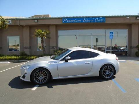 2013 Scion FR-S for sale at Family Auto Sales in Victorville CA