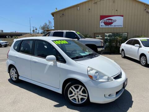 2007 Honda Fit for sale at Approved Autos in Bakersfield CA