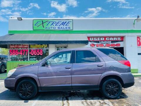 2006 Buick Rendezvous for sale at Extreme Auto Sales in Clinton Township MI