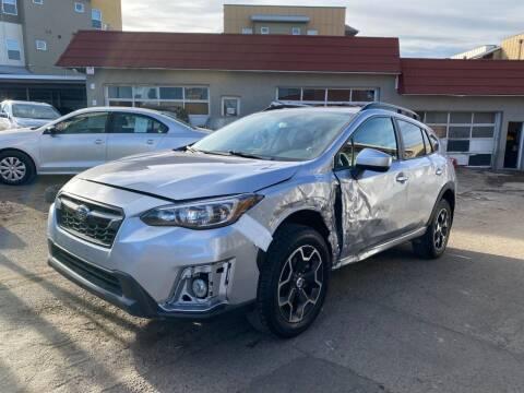 2018 Subaru Crosstrek for sale at STS Automotive in Denver CO