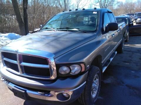 2005 Dodge Ram Pickup 3500 for sale at Sarpy County Motors in Springfield NE