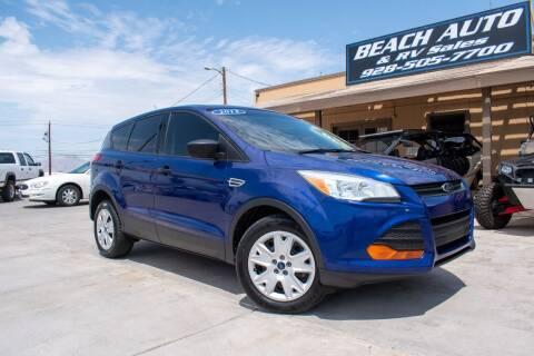 2013 Ford Escape for sale at Beach Auto and RV Sales in Lake Havasu City AZ