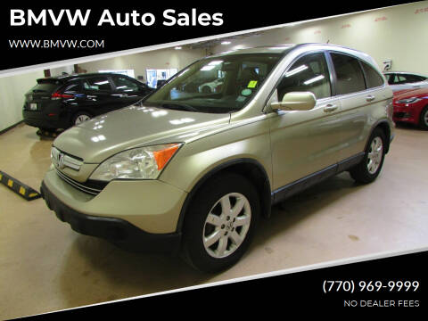 2007 Honda CR-V for sale at BMVW Auto Sales in Union City GA