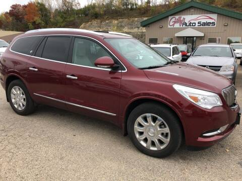 2016 Buick Enclave for sale at Gilly's Auto Sales in Rochester MN