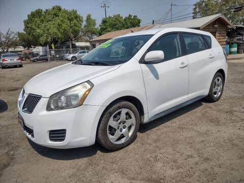 2009 Pontiac Vibe for sale at Larry's Auto Sales Inc. in Fresno CA