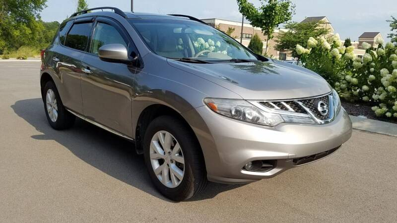 2011 Nissan Murano for sale at G T Auto Group in Goodlettsville TN