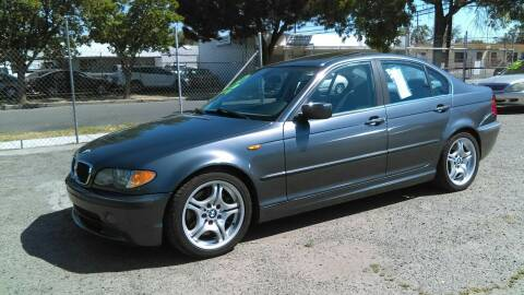 2002 BMW 3 Series for sale at Larry's Auto Sales Inc. in Fresno CA