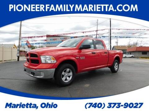 2018 RAM Ram Pickup 1500 for sale at Pioneer Family preowned autos in Williamstown WV