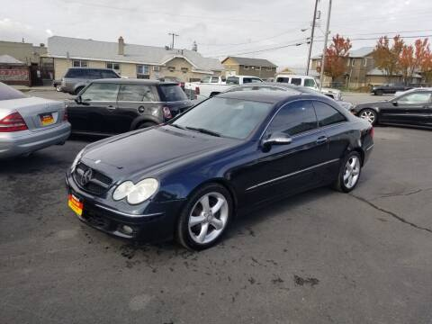 2006 Mercedes-Benz CLK for sale at Cool Cars LLC in Spokane WA