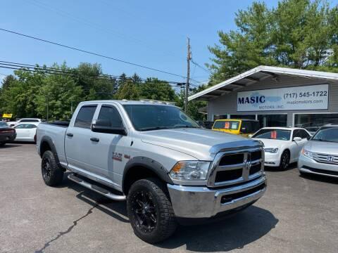 2016 RAM Ram Pickup 2500 for sale at Masic Motors, Inc. in Harrisburg PA