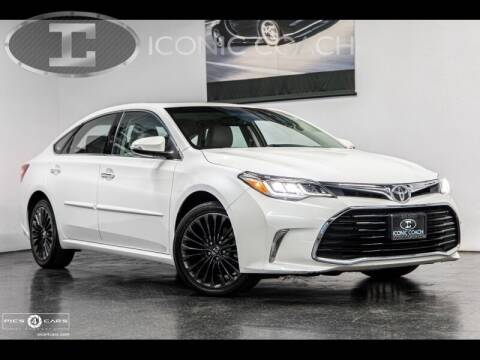 2016 Toyota Avalon for sale at Iconic Coach in San Diego CA