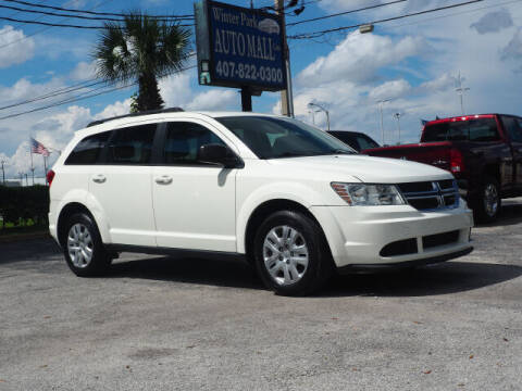 2015 Dodge Journey for sale at Winter Park Auto Mall in Orlando FL