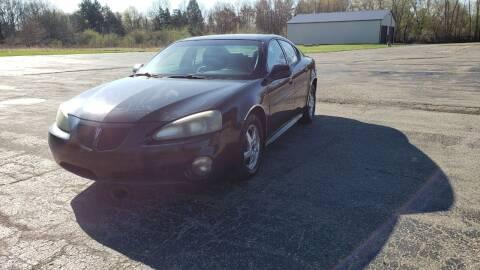 2004 Pontiac Grand Prix for sale at Caruzin Motors in Flint MI