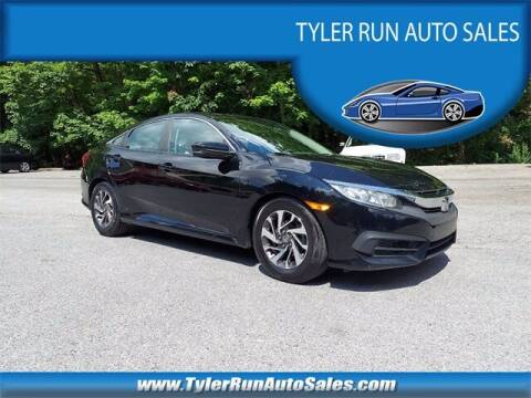 2016 Honda Civic for sale at Tyler Run Auto Sales in York PA