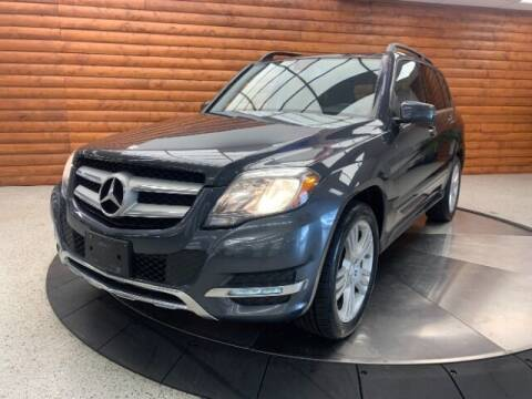 2013 Mercedes-Benz GLK for sale at Dixie Imports in Fairfield OH