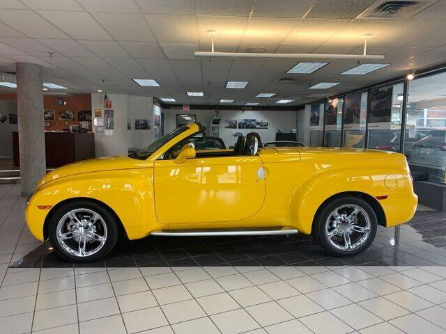 2004 Chevrolet SSR for sale in Hamilton, OH