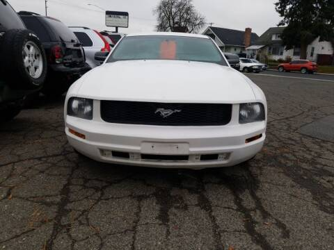 2007 Ford Mustang for sale at 2 Way Auto Sales in Spokane Valley WA