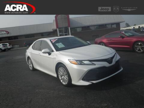 2019 Toyota Camry Hybrid for sale at BuyRight Auto in Greensburg IN